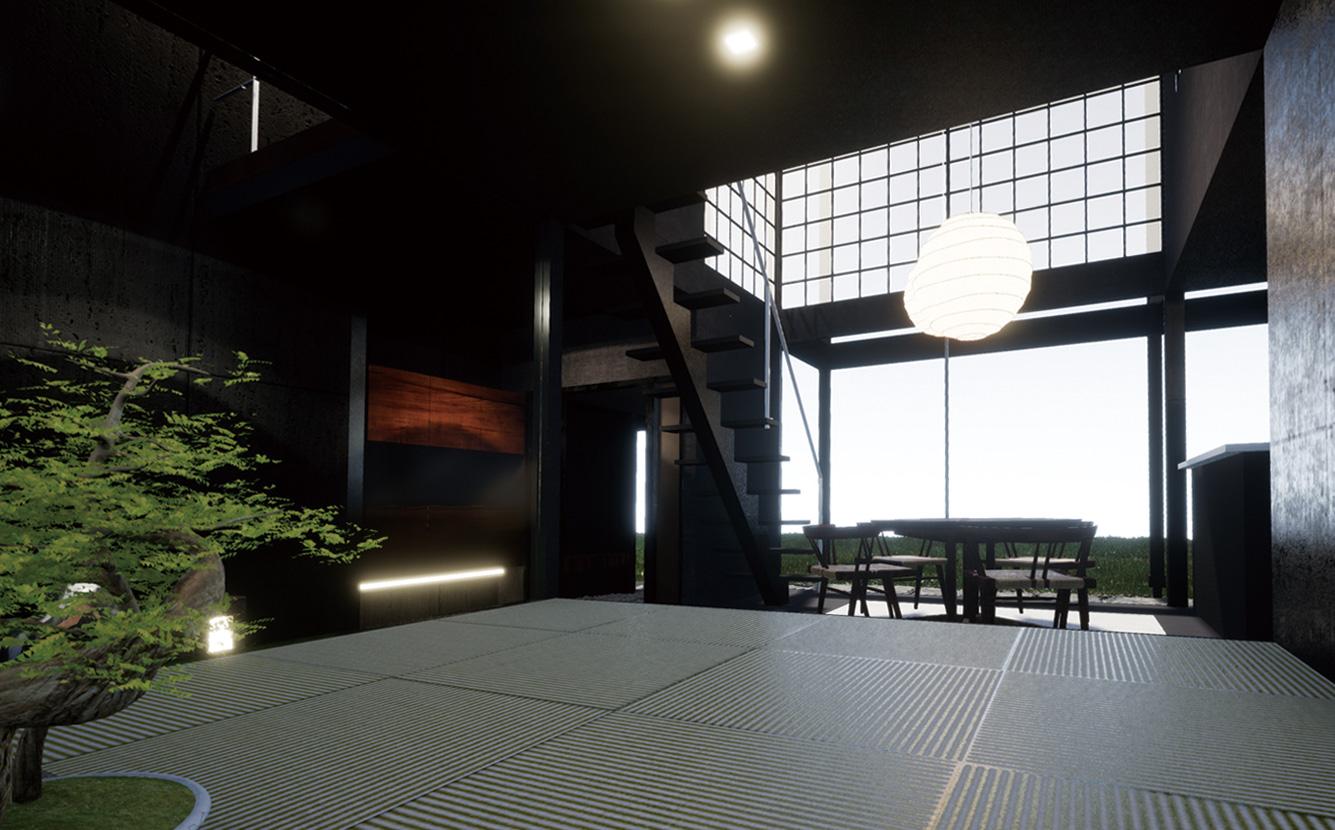 1F_Tatami-room